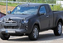 Photo de Isuzu D-Max 2020 : I'll be back !