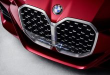 Photo de BMW Concept 4 : Le regard qui tue !
