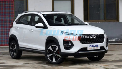 Photo de Photos de la nouvelle Chery Tiggo 2